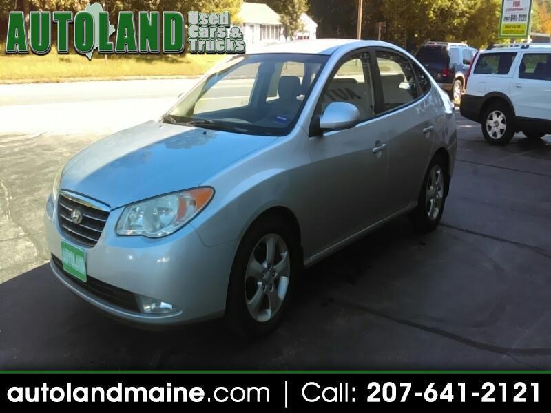 2008 Hyundai ELANTRA GLS/SE/