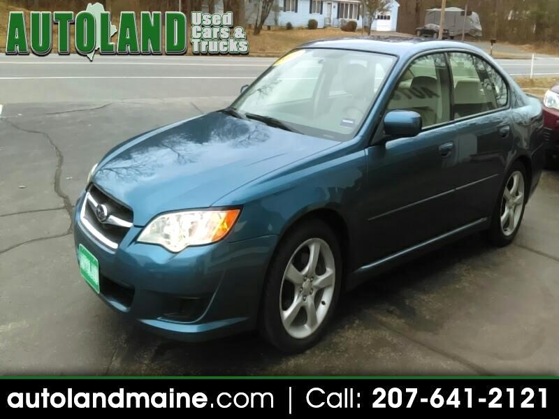 2009 Subaru Legacy Sedan (Natl) 4dr L 35th Ann. Edition Auto