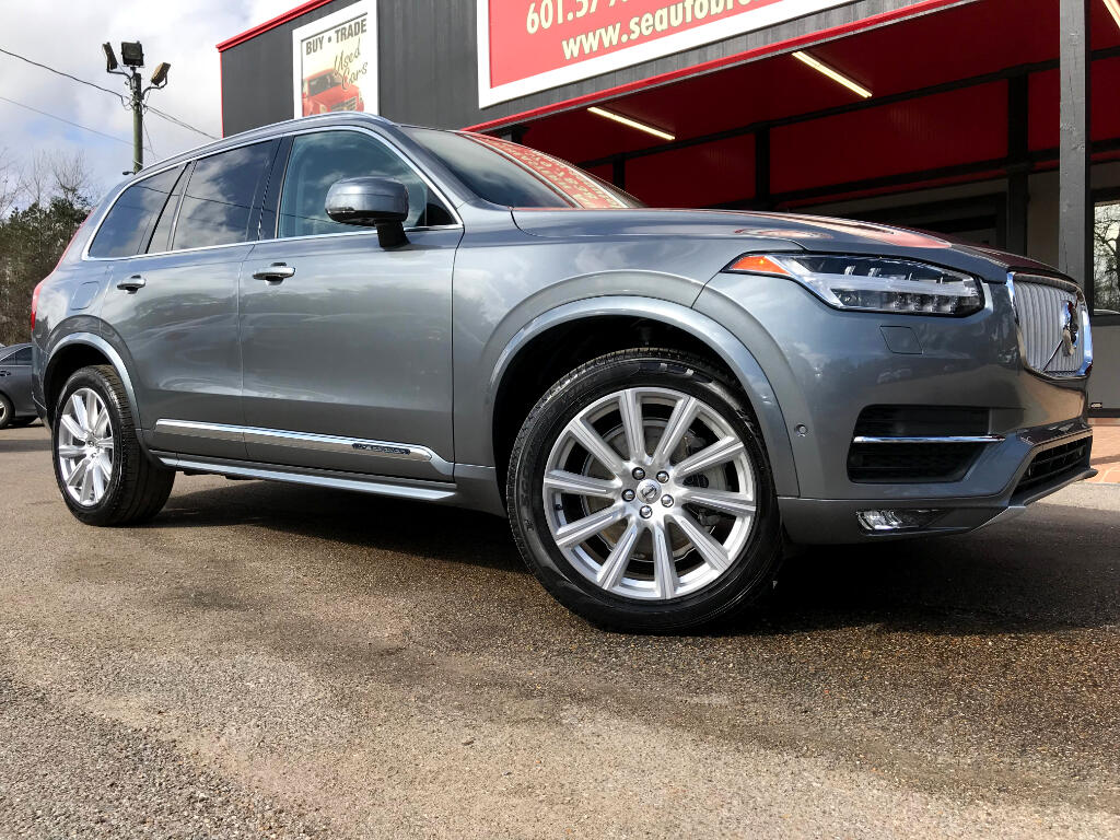 2016 Volvo XC90 T6 Inscription AWD