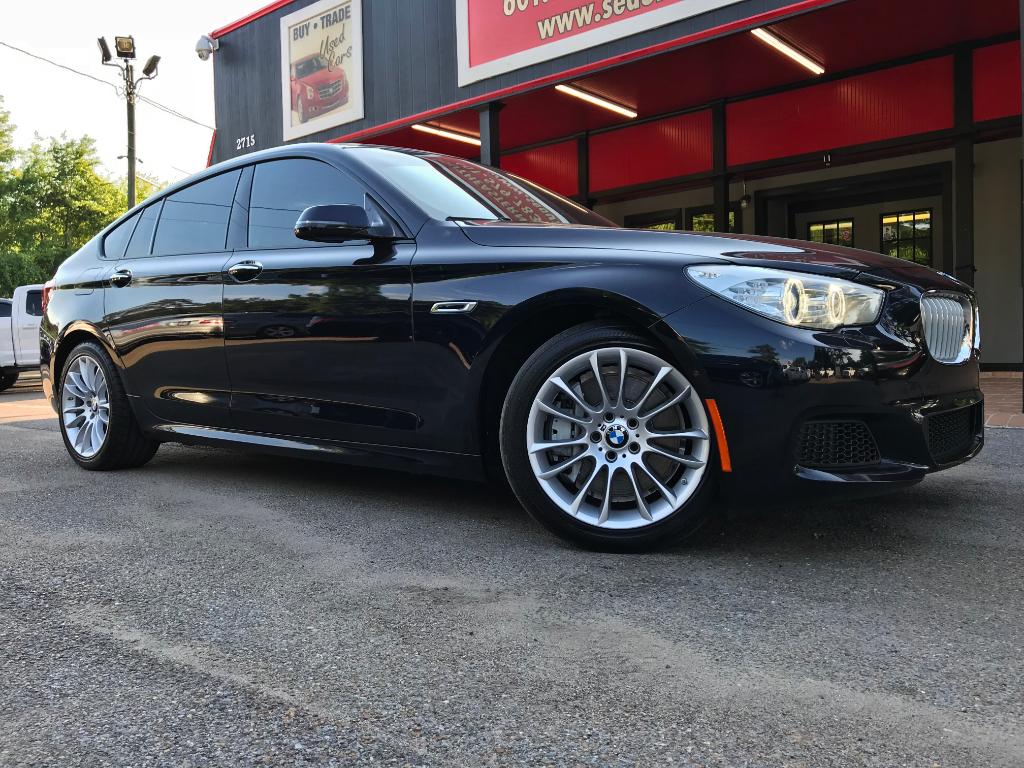 2014 BMW 5-Series Gran Turismo GT 550I