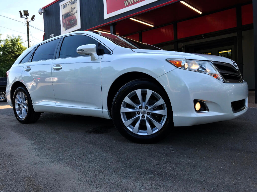 2013 Toyota Venza XLE I4 FWD