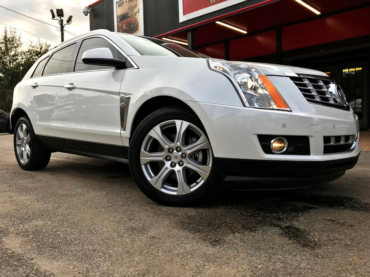 2016 Cadillac SRX Premium Collection FWD
