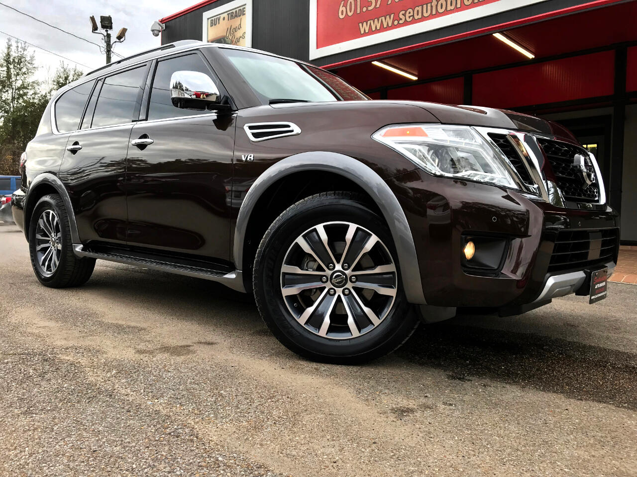 2017 Nissan Armada Platinum 2WD