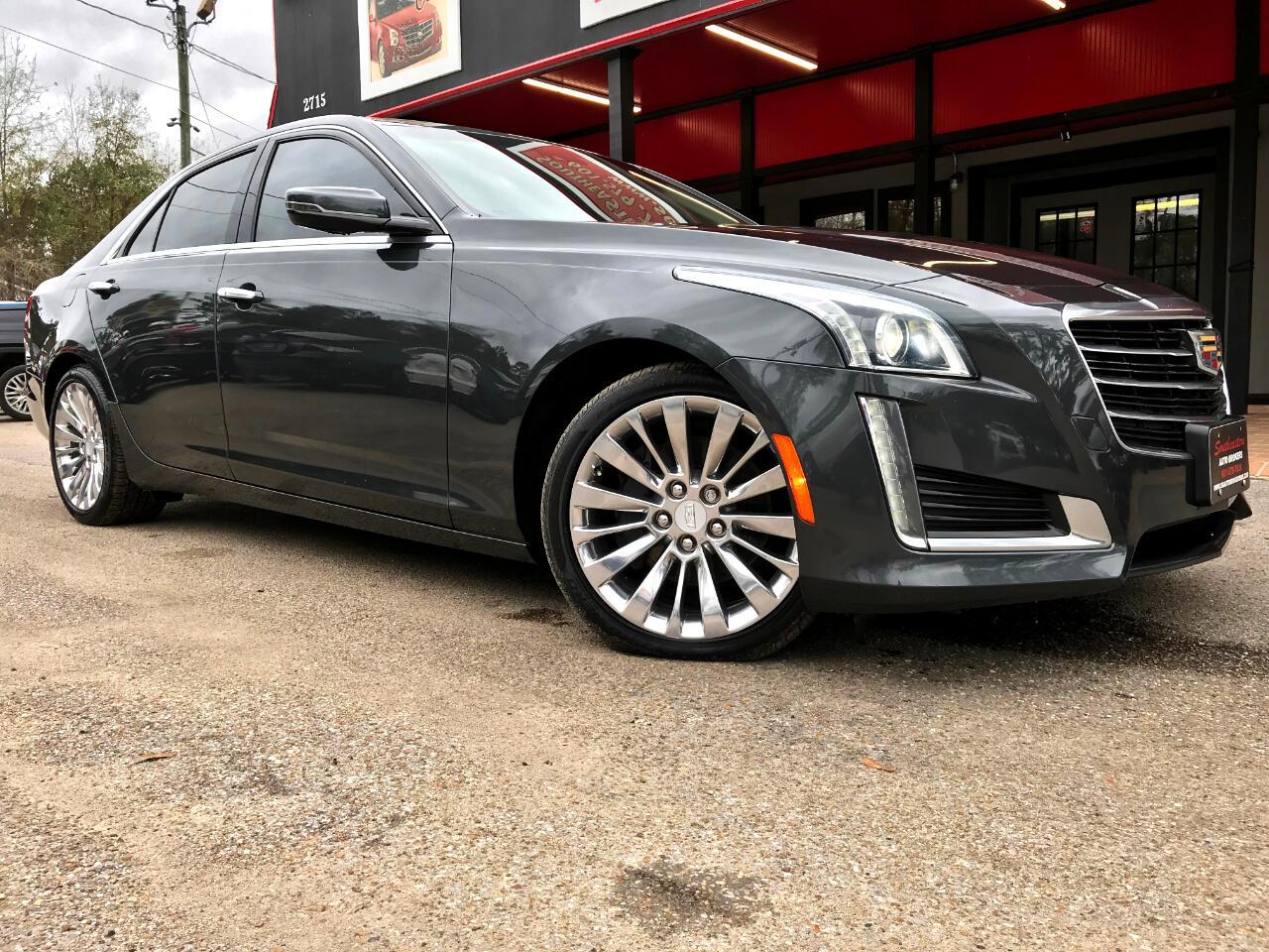 2015 Cadillac CTS 2.0L Turbo Luxury RWD