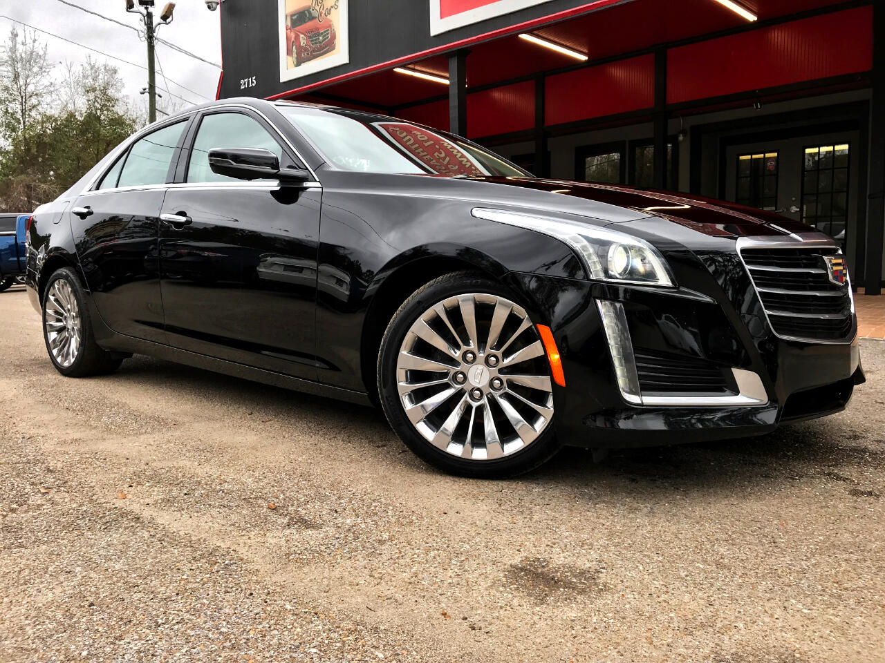 2015 Cadillac CTS 2.0L Turbo Luxury RWD