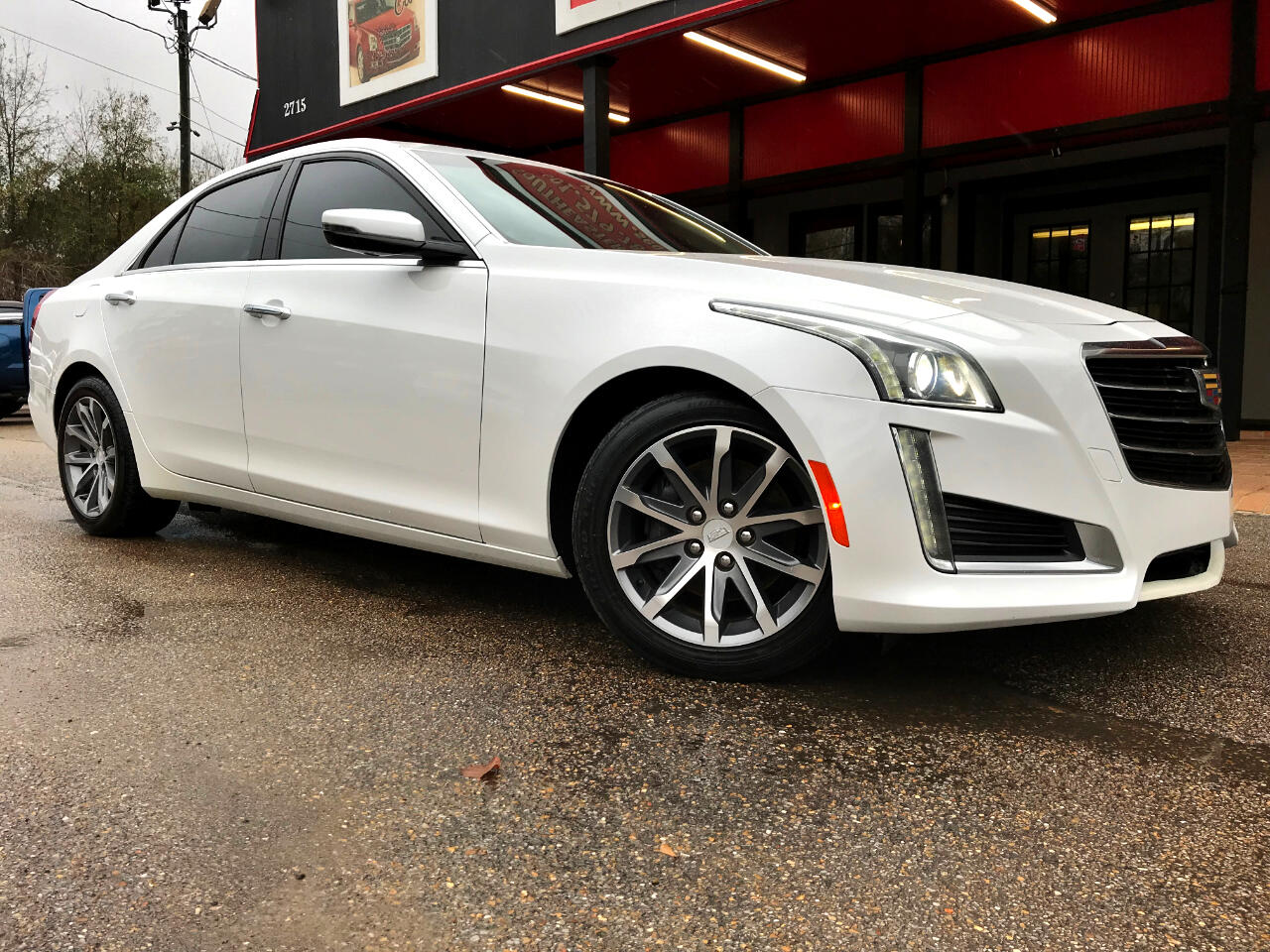 2016 Cadillac CTS 2.0L Turbo Luxury RWD