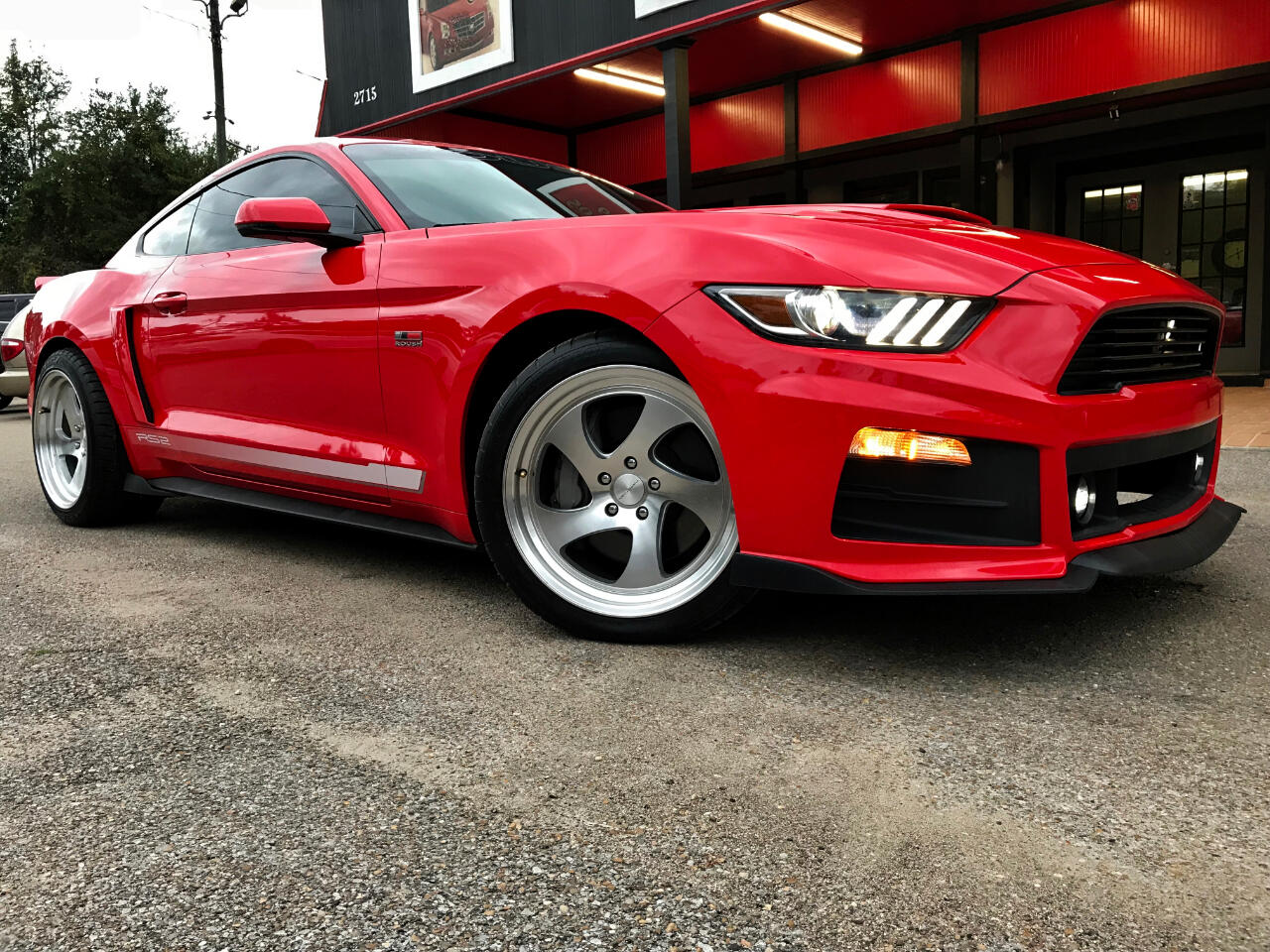 2016 Ford Mustang ROUSH STAGE 2 PACKAGE