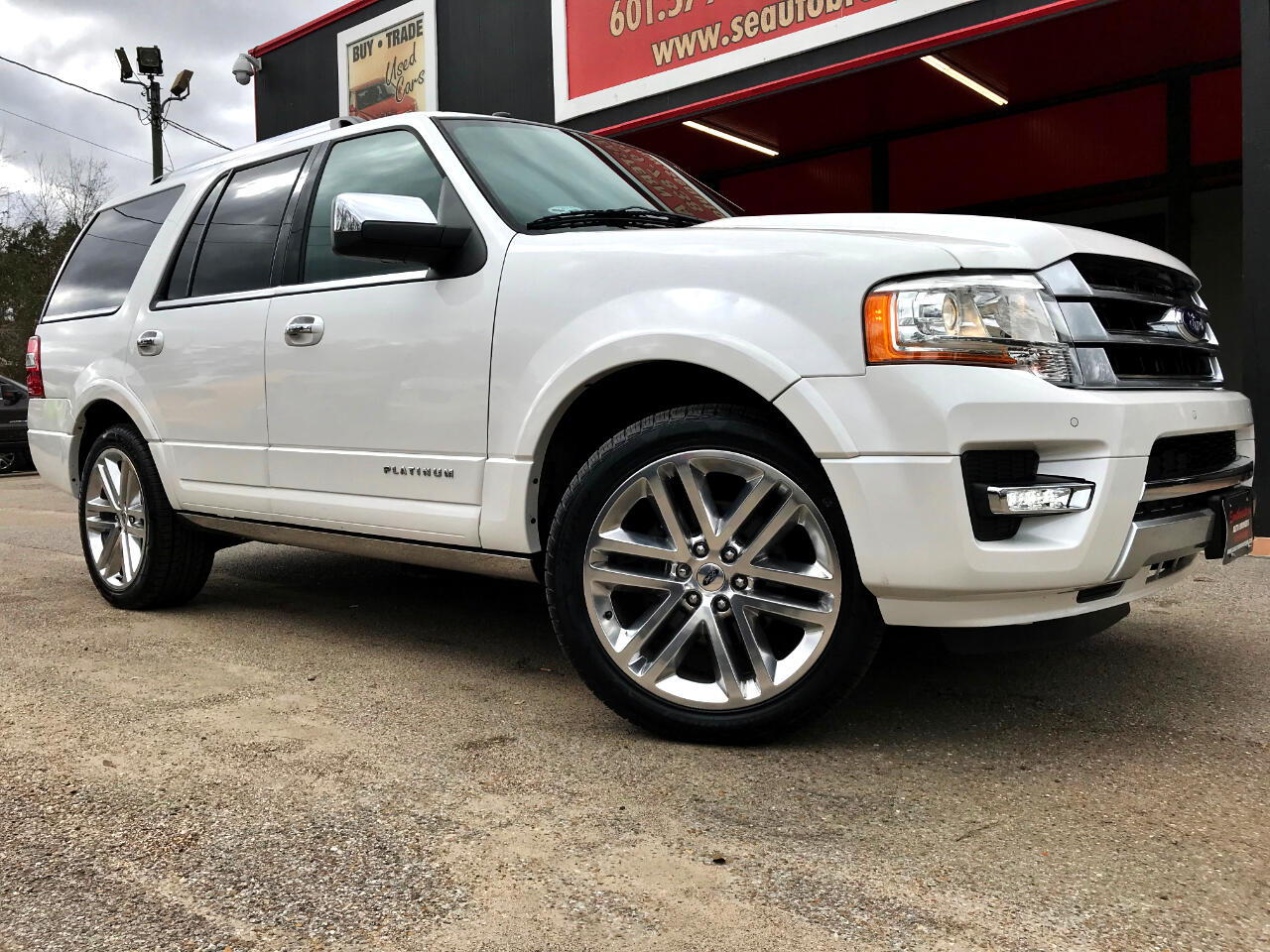 2016 Ford Expedition Platinum 2WD