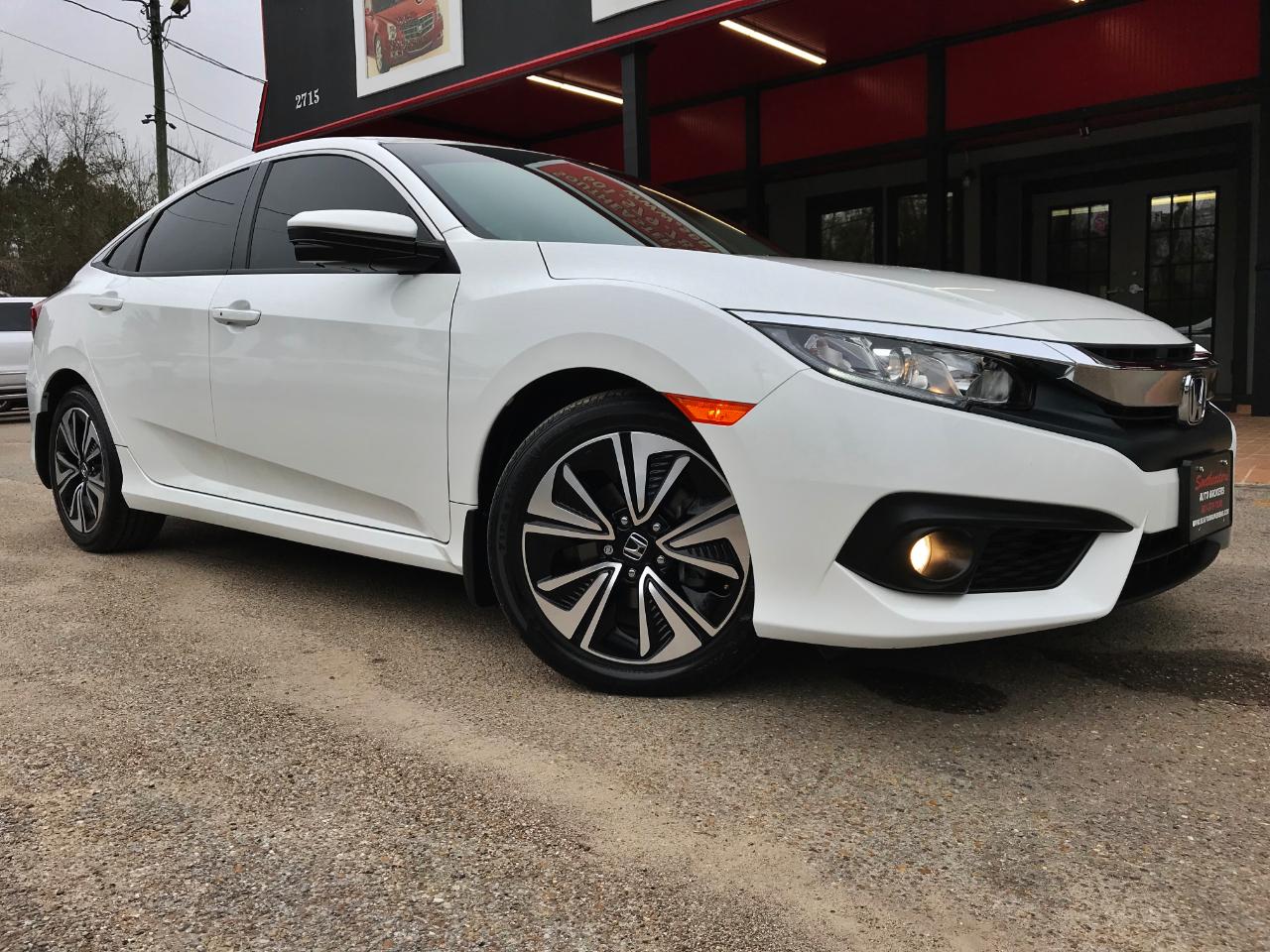 2017 Honda Civic EX-T Honda Sensing Sedan CVT