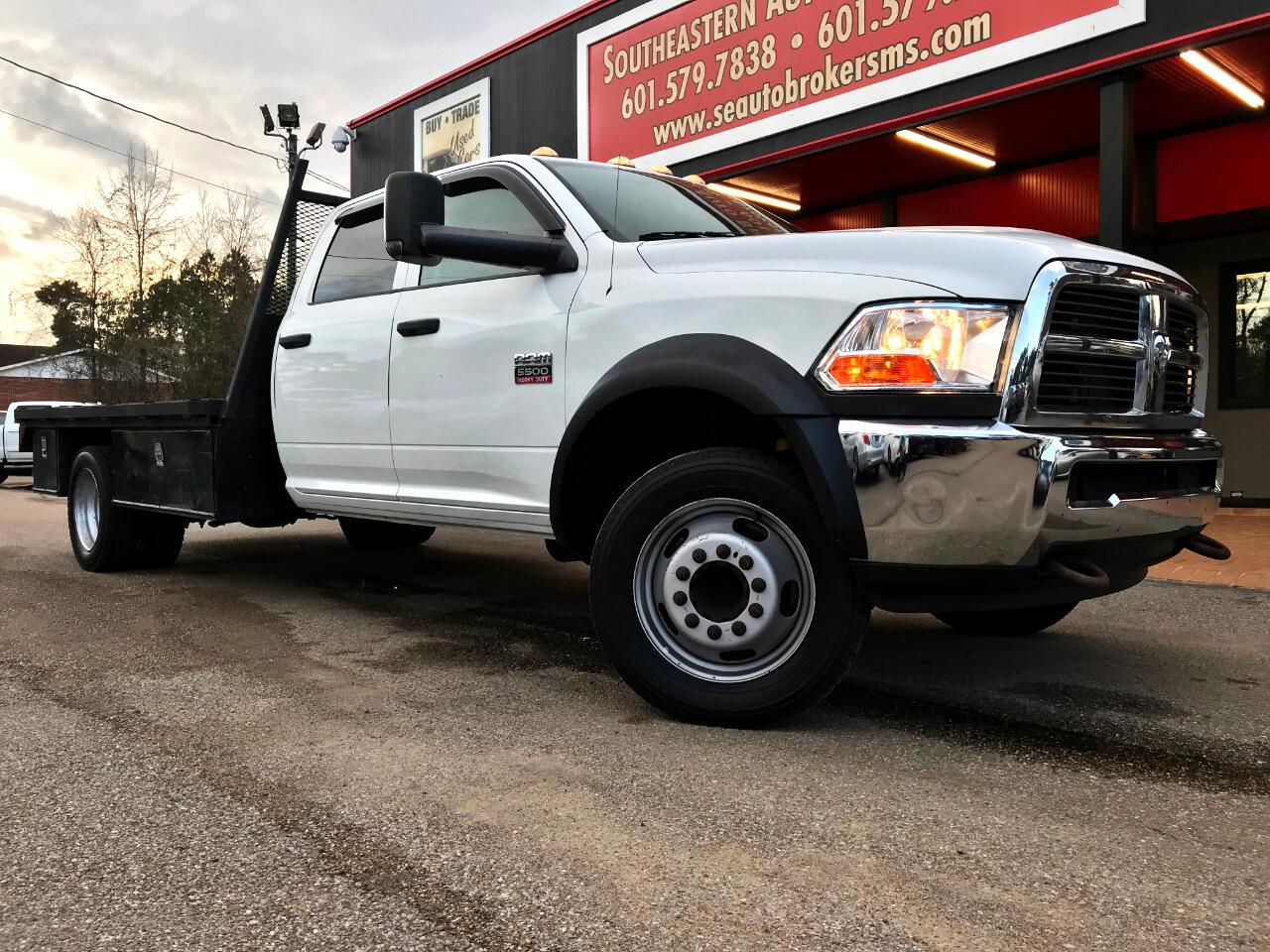 2011 Dodge Ram 5500 Crew Cab 2WD