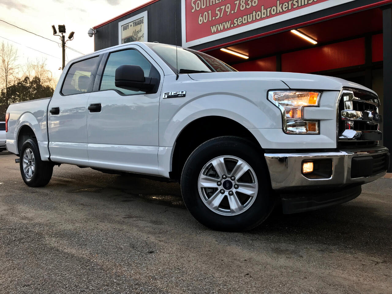 2017 Ford F-150 XLT SuperCrew 5.5-ft. Bed 2WD