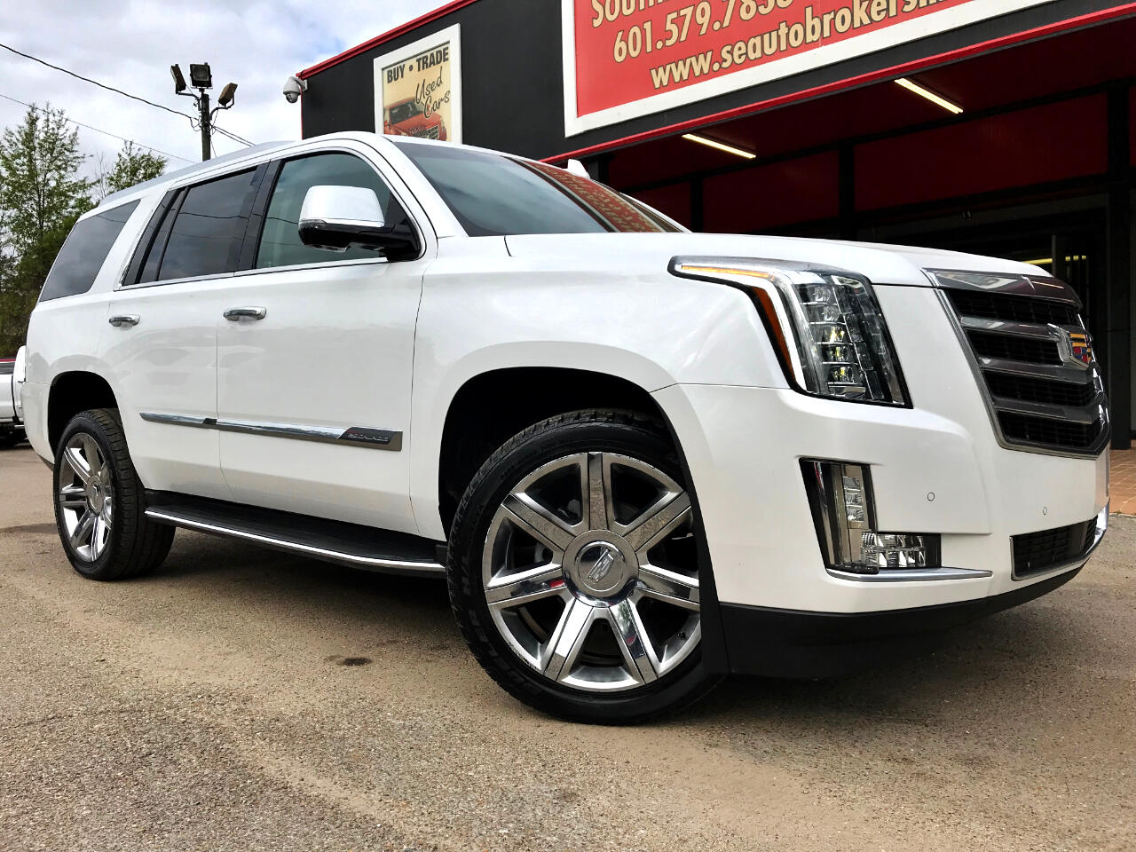 2016 Cadillac Escalade Premium 2WD