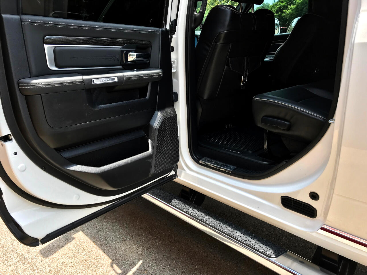 2016 RAM 2500 LONGHORN MEGA CAB SHORT BED 4WD CUSTOM LIFTED
