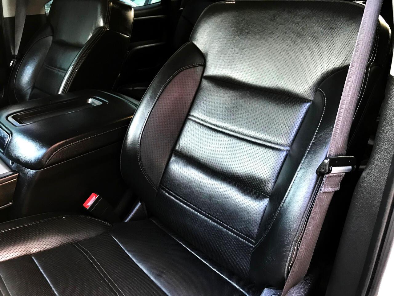 2015 GMC Sierra 2500HD DENALI CREW CAB SHORT BED 4WD CUSTOM LEVELED