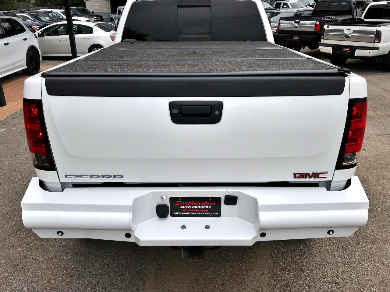 GMC Sierra 2500HD  2014
