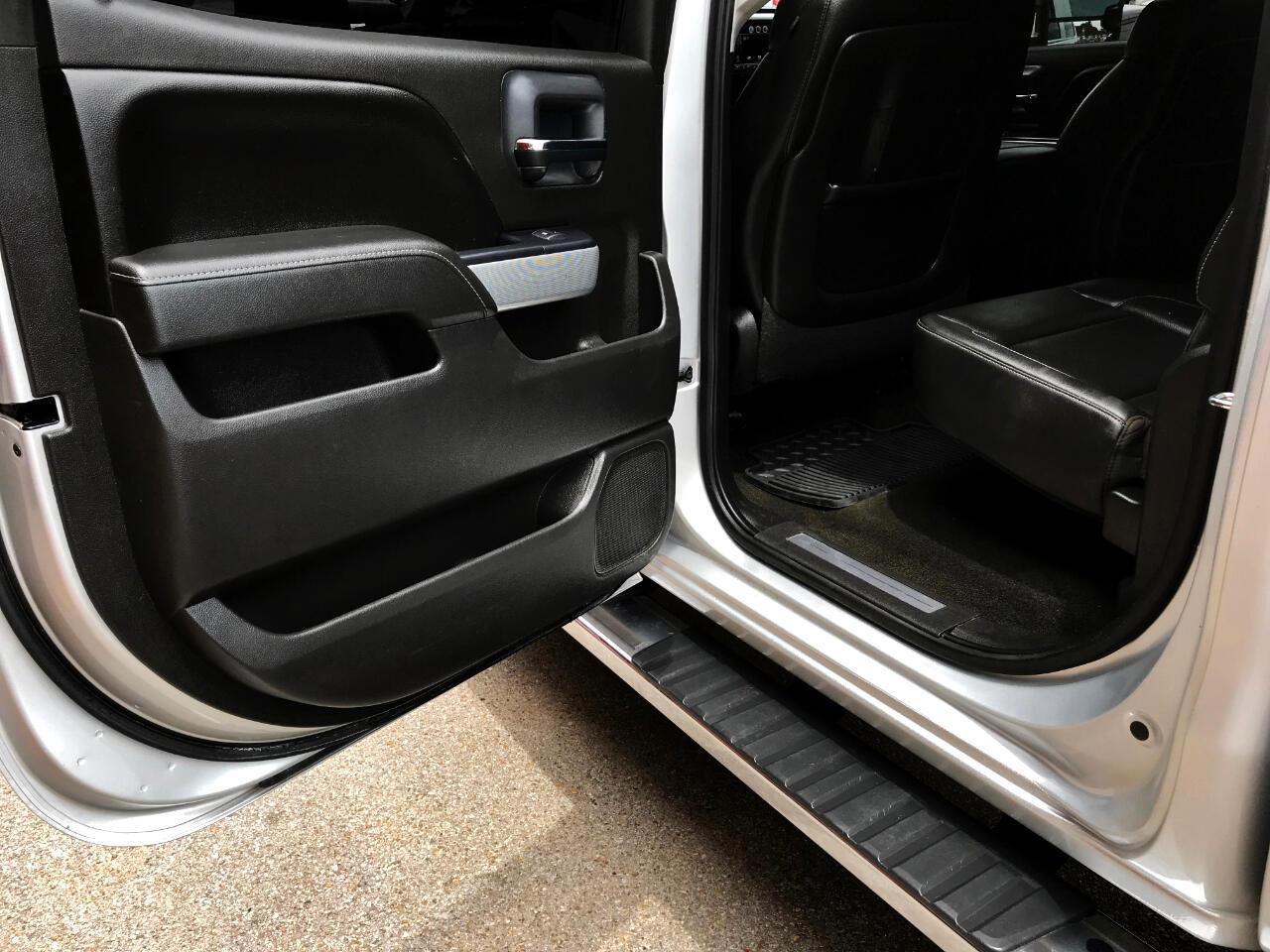 Chevrolet Silverado 2500HD  2015