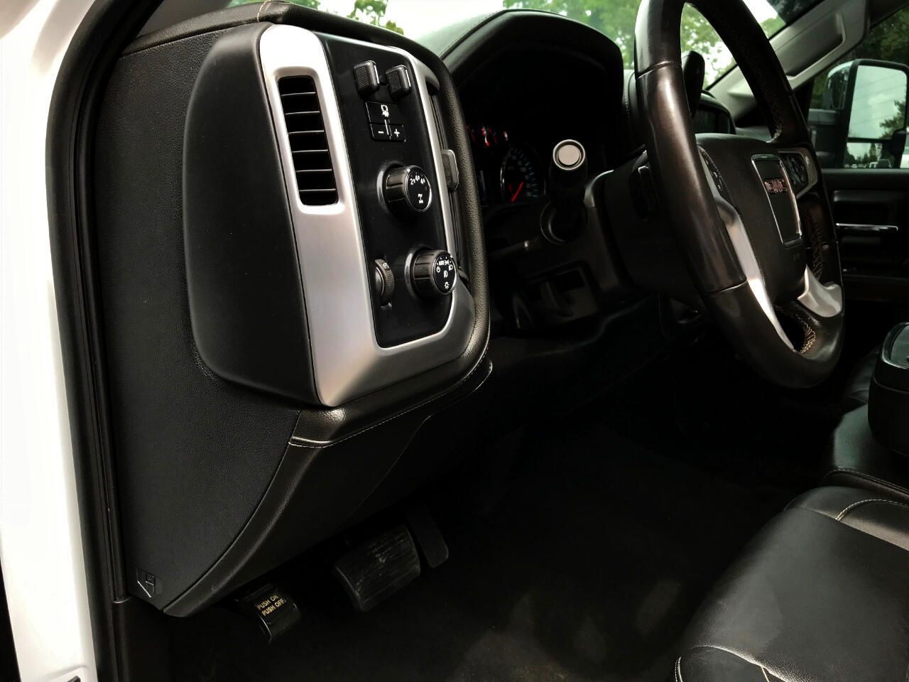 2018 GMC Sierra 2500HD SLT CREW CAB SHORT BED 4WD CUSTOM LIFTED
