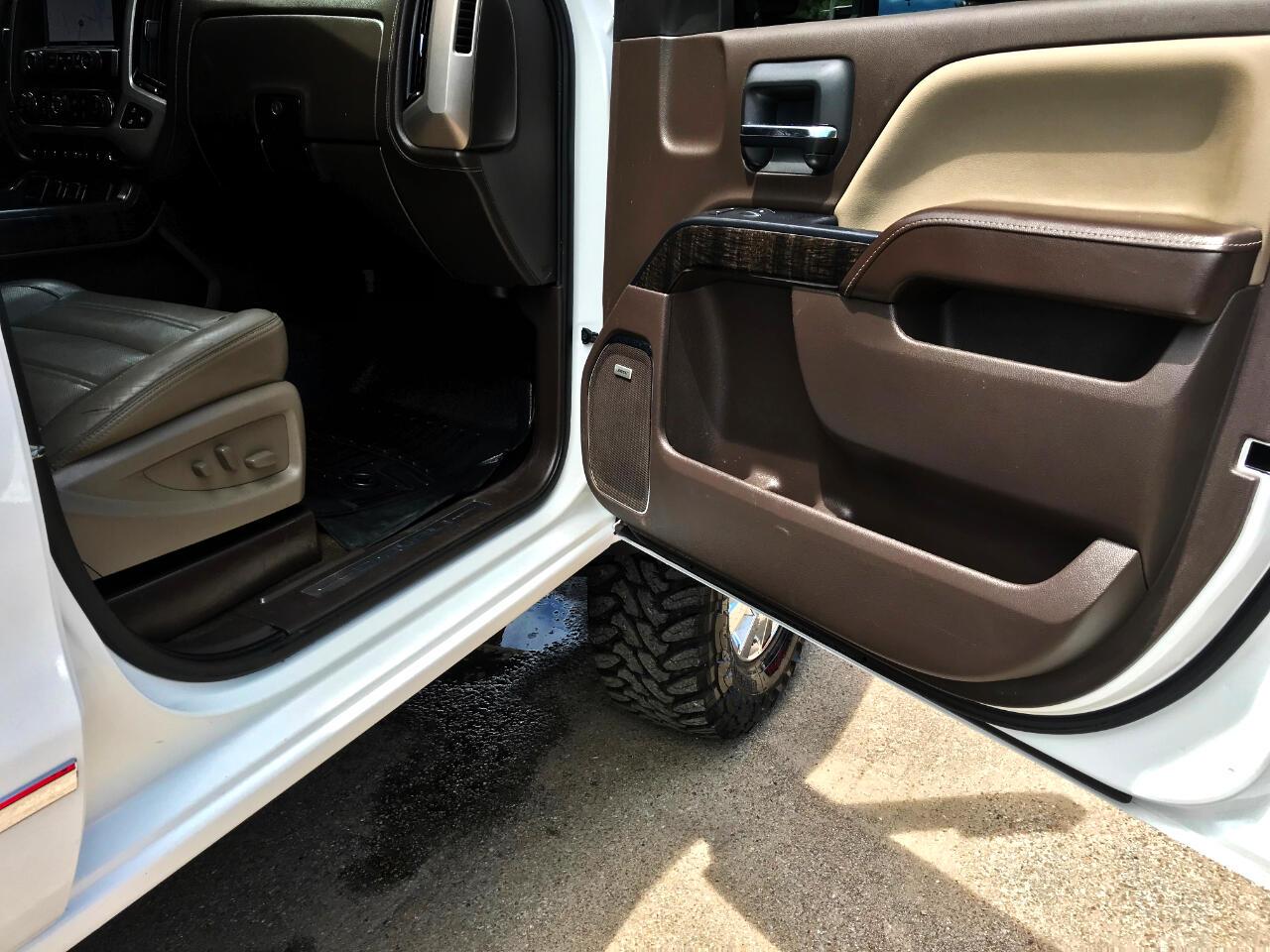 2016 GMC Sierra 2500HD DENALI CREW CAB SHORT BED 4WD CUSTOM LIFTED