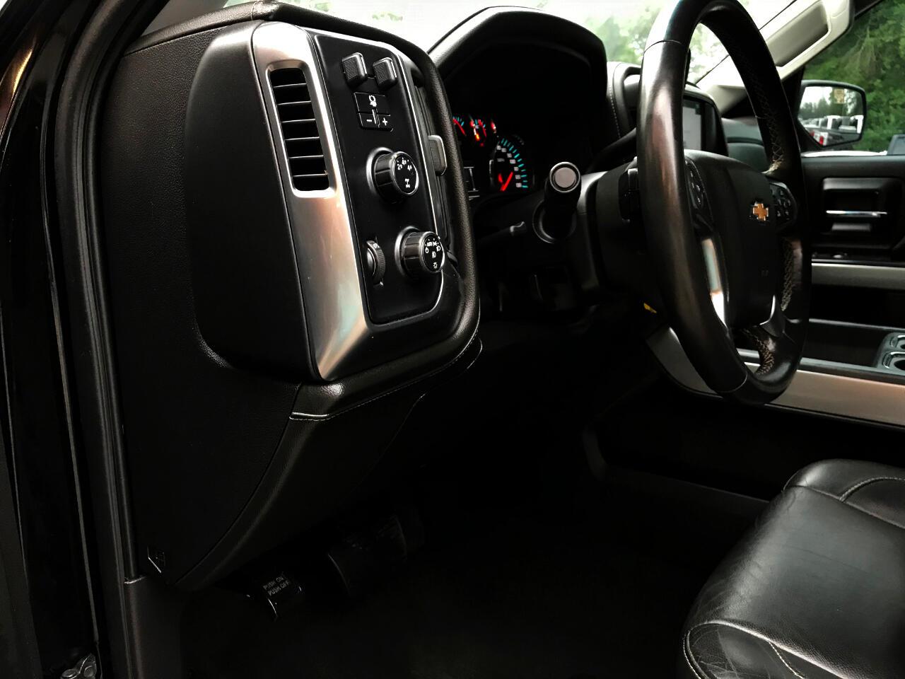 2016 Chevrolet Silverado 2500HD LTZ CREW CAB SHORT BED 4WD CUSTOM LIFTED