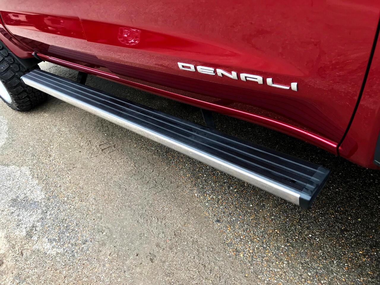 2019 GMC Sierra 1500 DENALI CREW CAB SHORT BED 4WD CUSTOM LIFTED