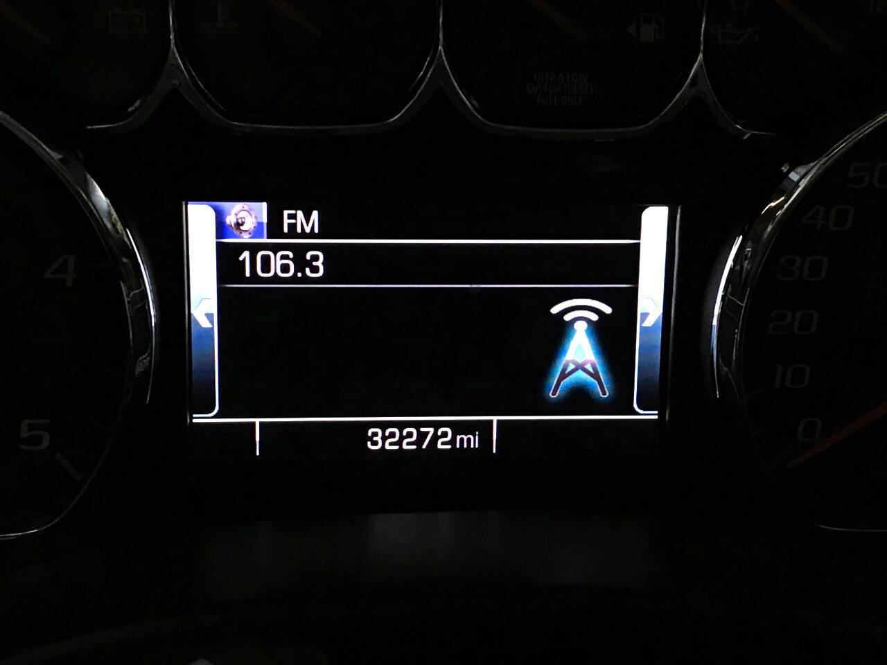 2017 Chevrolet Silverado 2500HD LTZ HIGH COUNTRY CREW CAB 4WD CUSTOM LIFTED