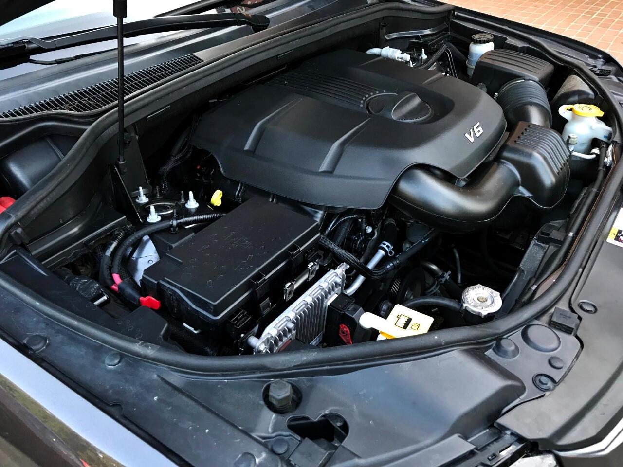2015 Jeep Grand Cherokee Overland 2WD