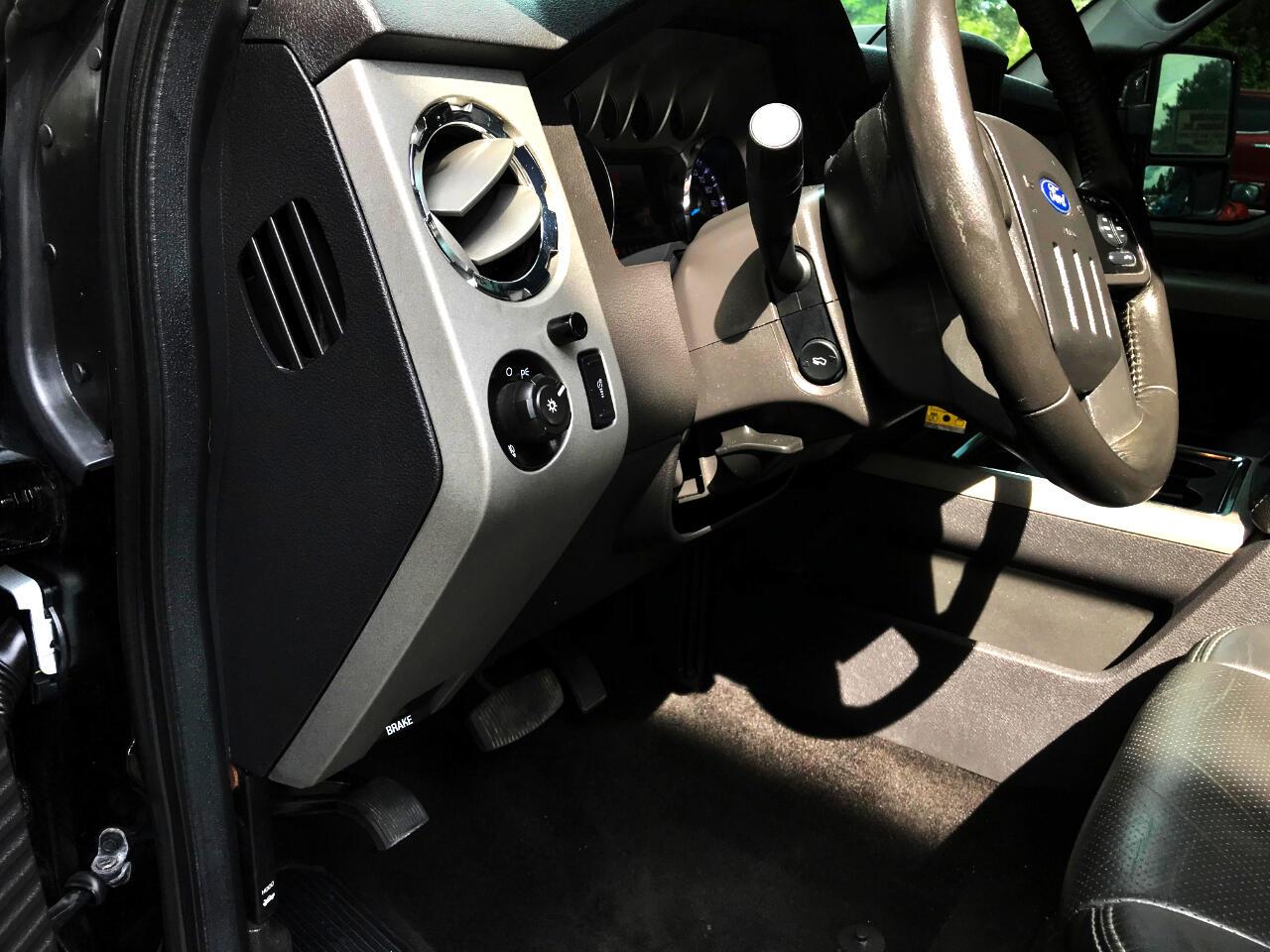 2016 Ford F-250 SD Lariat Crew Cab 4WD