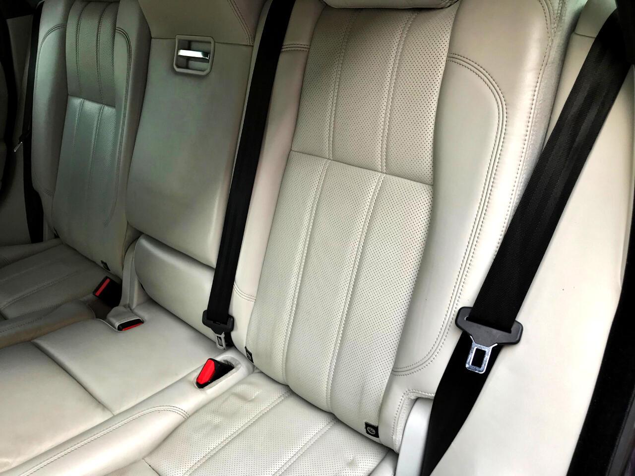 2014 Land Rover Range Rover 3.0L V6 Supercharged HSE
