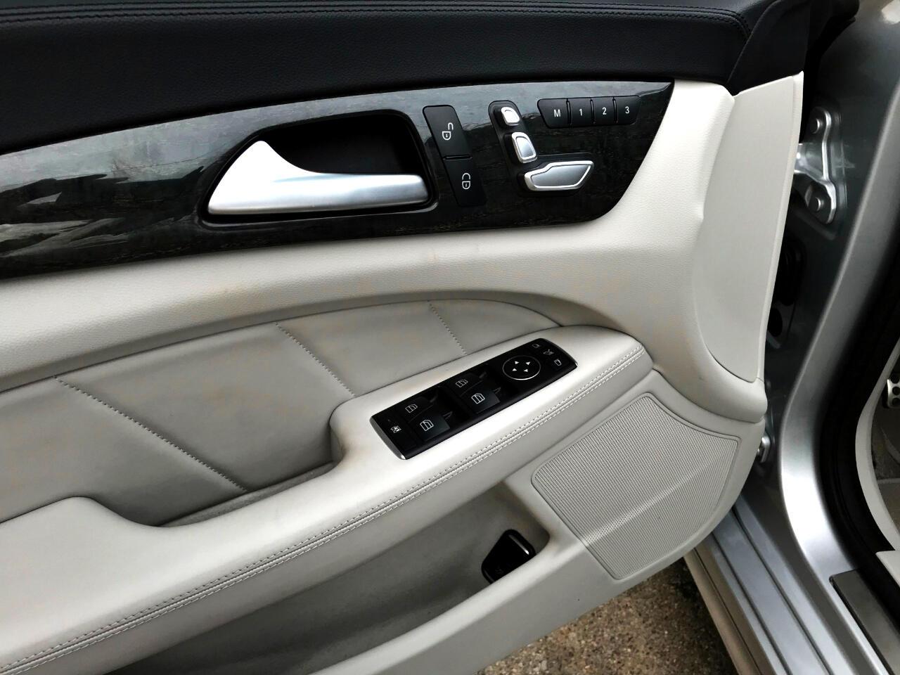2017 Mercedes-Benz CLS-Class CLS63 AMG 4MATIC