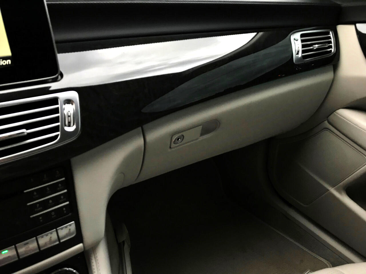 Mercedes-Benz CLS-Class CLS63 AMG 4MATIC 2017