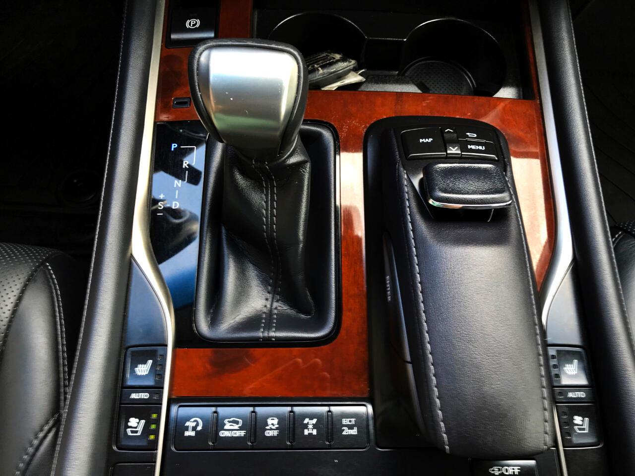 Lexus LX 570 Sport Utility 2017