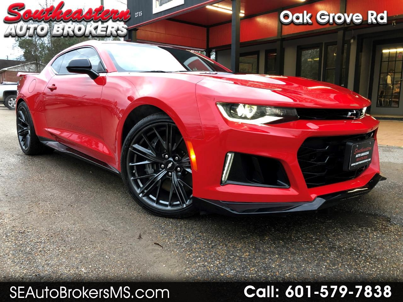 Chevrolet Camaro ZL1 Coupe 2017
