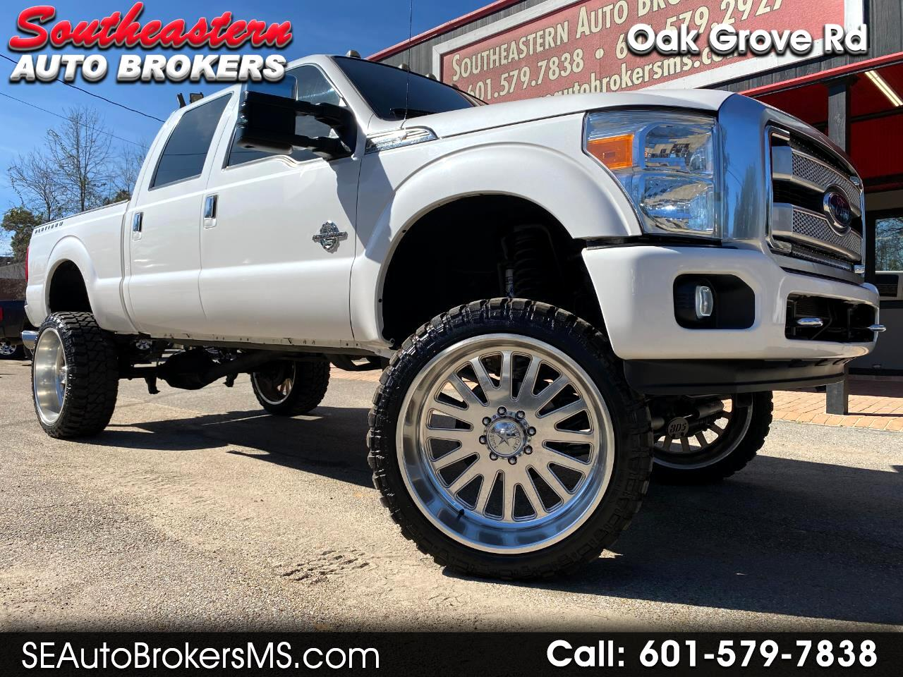 Ford F-250 SD  2013
