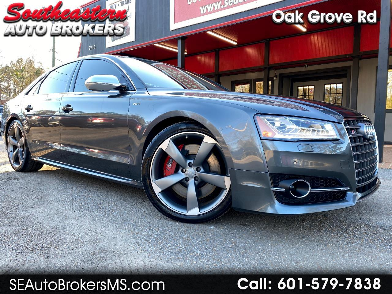 Audi S8 4.0 Sedan quattro Tiptronic 2016