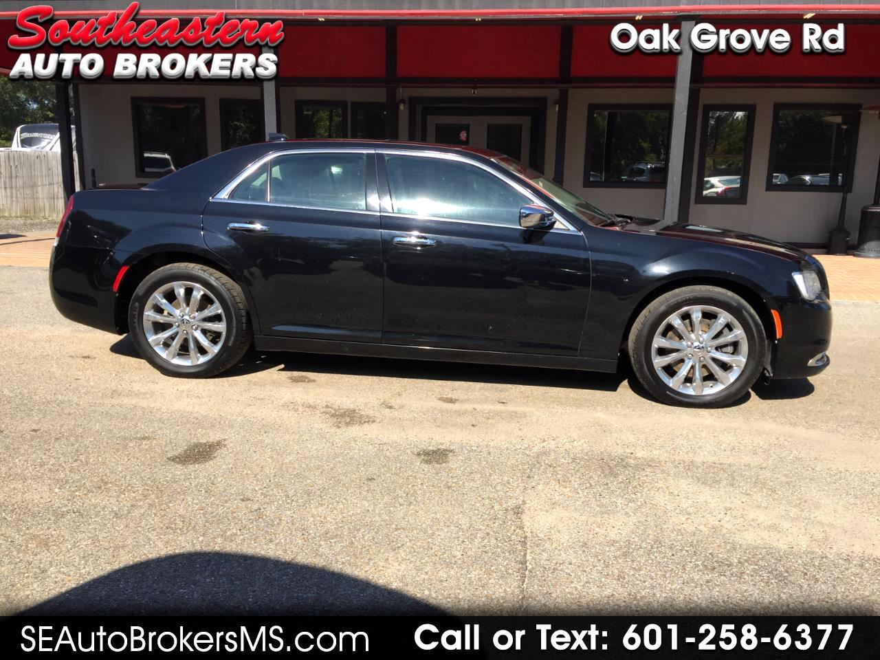 Chrysler 300 4dr Sdn 300C AWD 2016