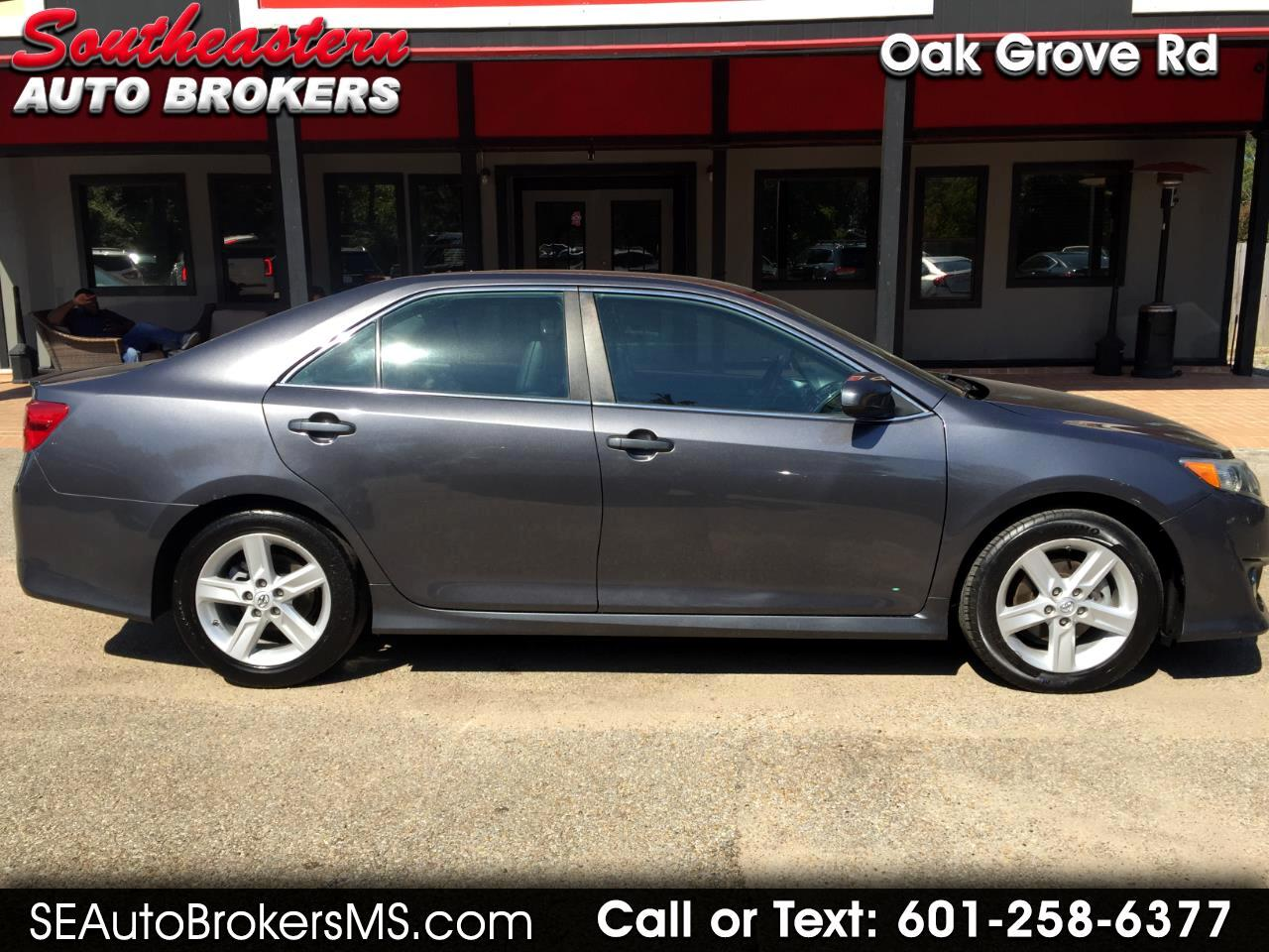 Toyota Camry 2014.5 4dr Sdn I4 Auto SE Sport (Natl) 2014