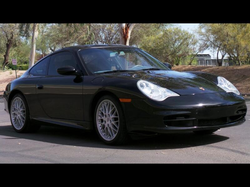 2004 Porsche 911 Carrera 2dr Carrera Cpe w/Tiptronic