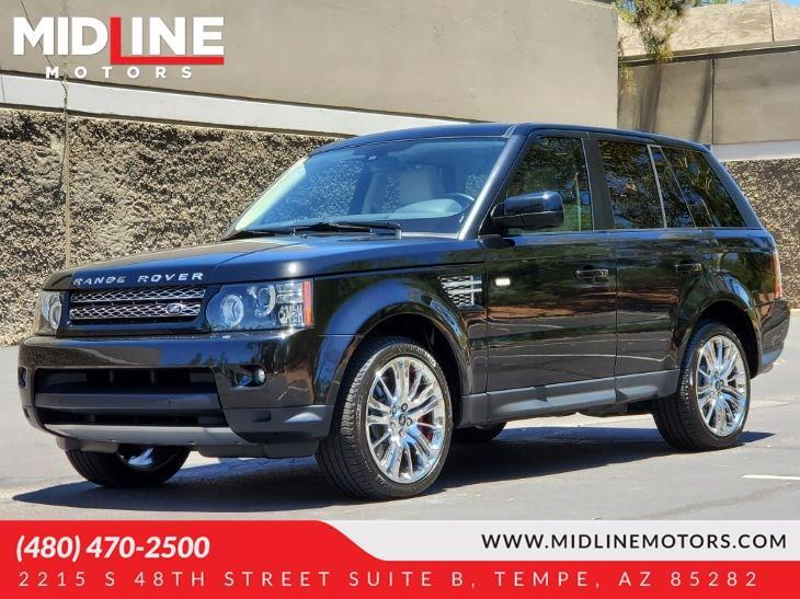 2013 Land Rover Range Rover Sport Supercharged