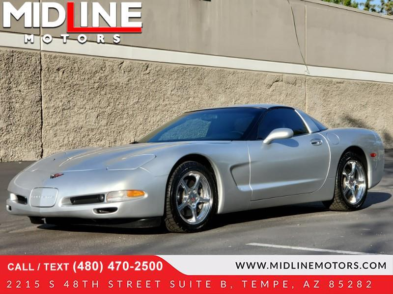2002 Chevrolet Corvette Coupe