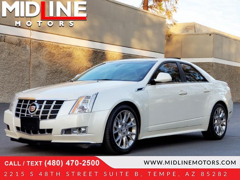 2013 Cadillac CTS Premium AWD w/Navi