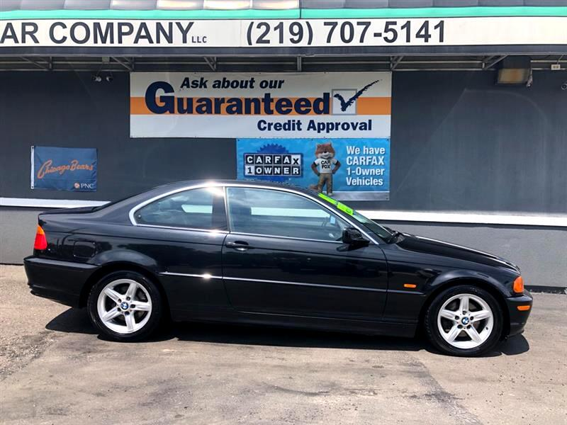 2002 BMW 3-Series CI