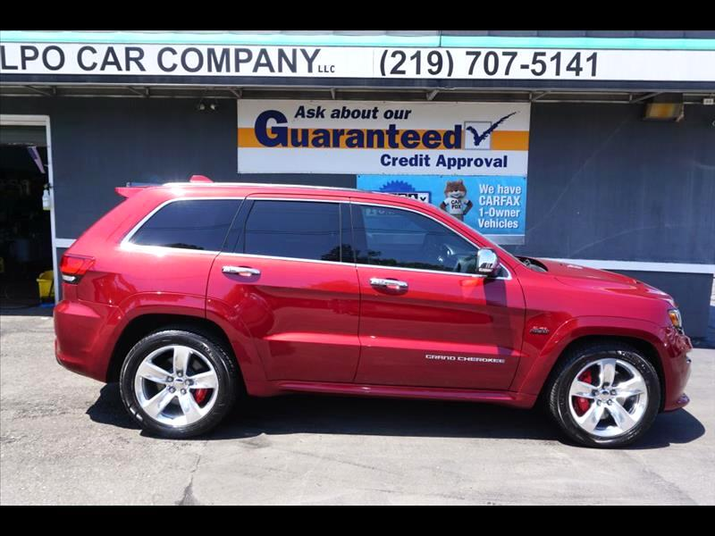 2015 Jeep Grand Cherokee SRT-8