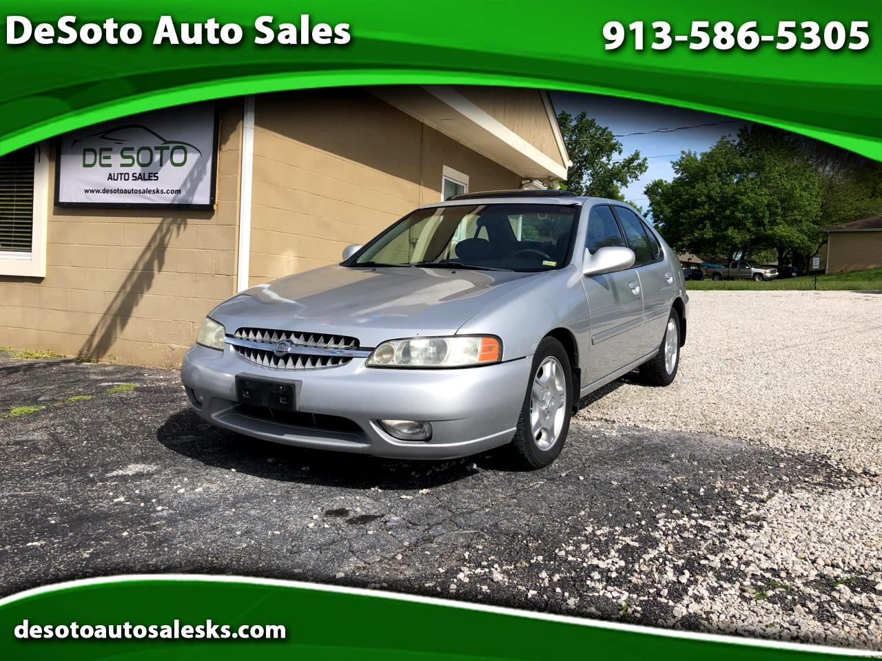 2001 Nissan Altima Gxe >> Used 2001 Nissan Altima Gxe For Sale In Desoto Ks 66018