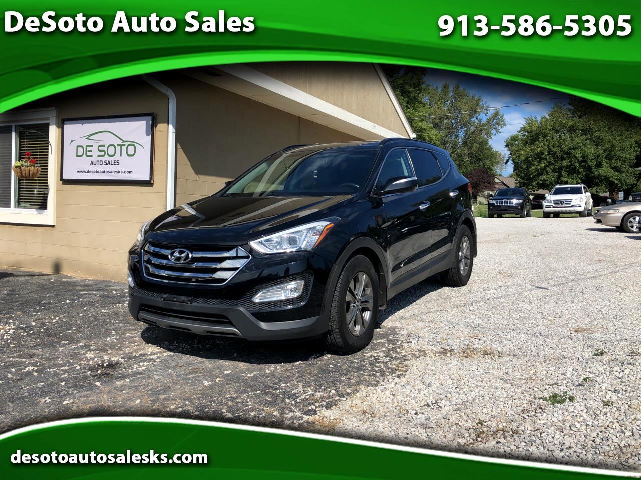 2014 Hyundai Santa Fe 2.4L