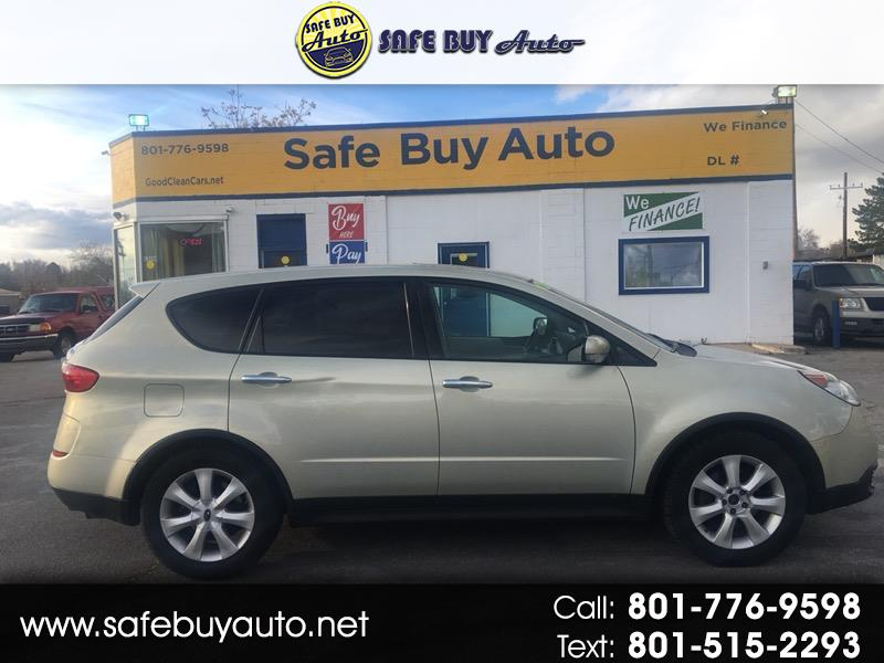 2006 Subaru B9 Tribeca AWD 4dr 7-Pass Ltd Beige Int