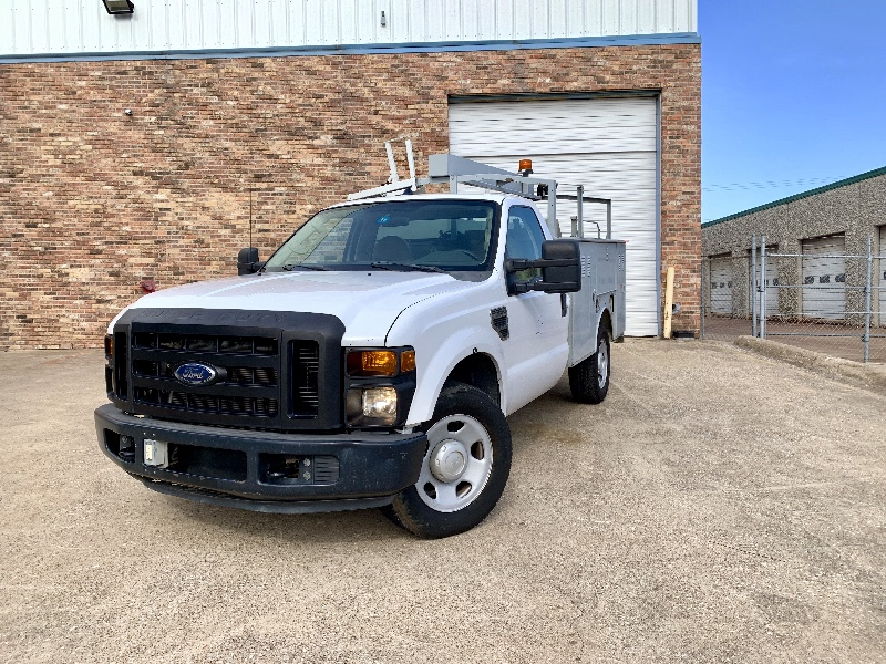 2008 Ford F-350 SD XL 2WD AT&T SERVICE TRUCK