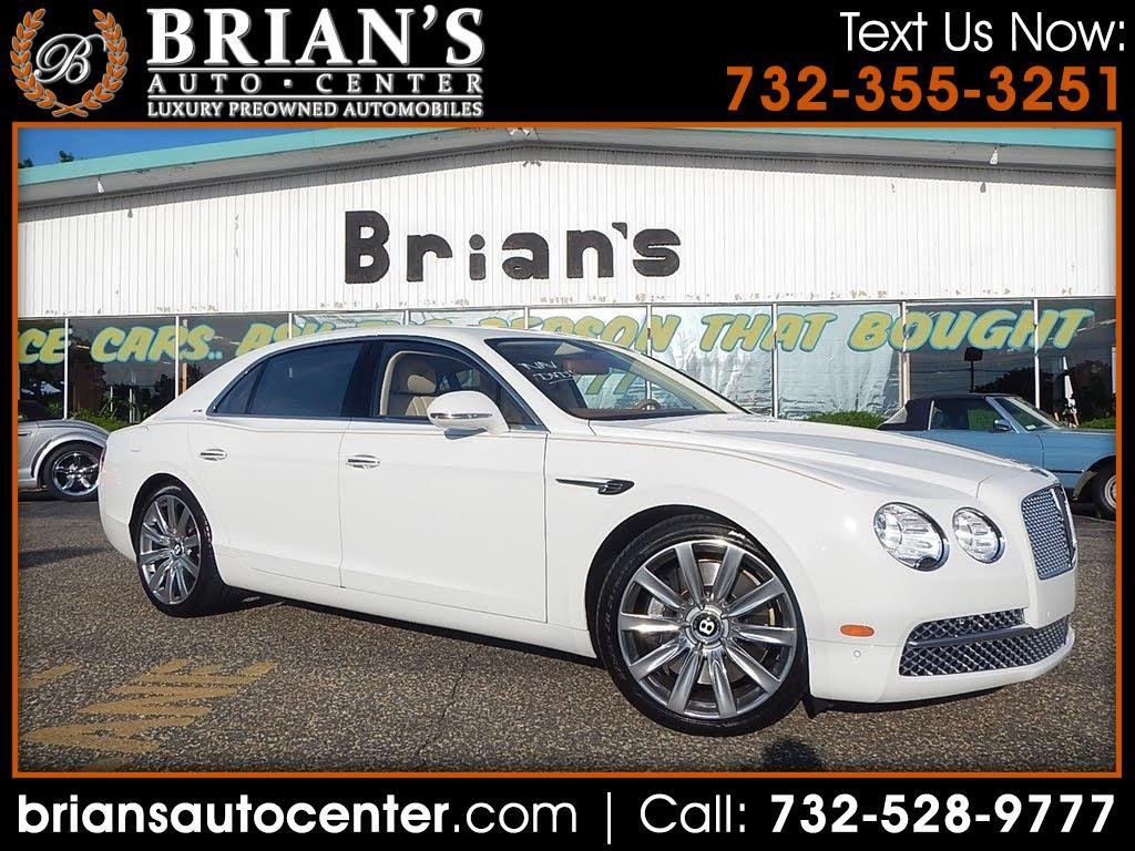 Bentley Continental Flying Spur 4dr Sdn 2014