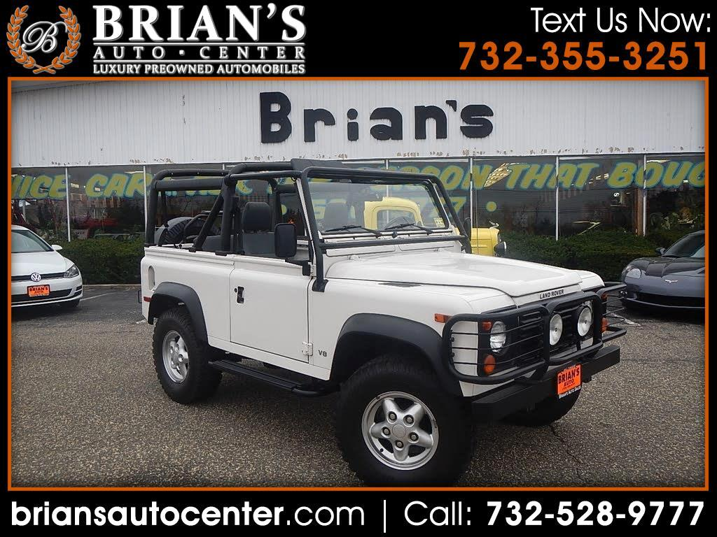 Land Rover Defender 90 2dr Convertible 1995