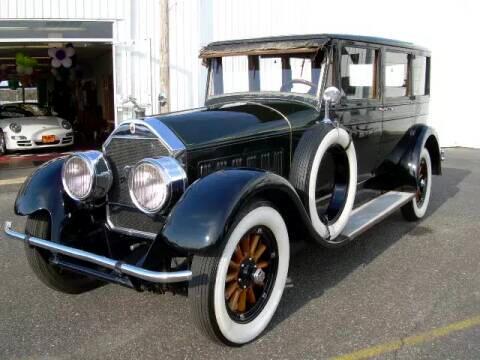1928 Pierce Arrow Model 133