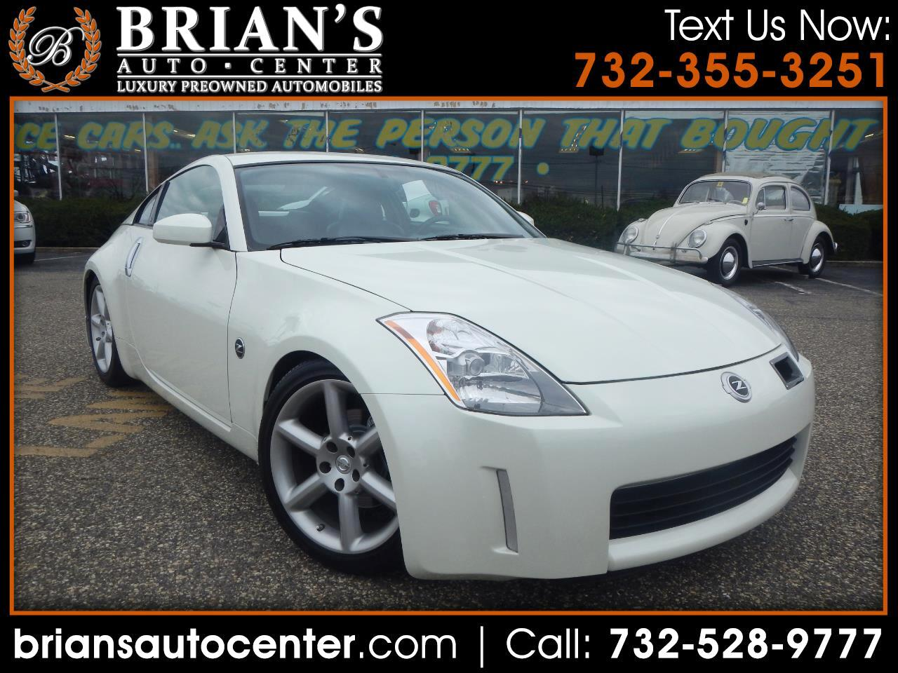 2003 Nissan 350Z Touring for sale VIN: JN1AZ34E33T019438